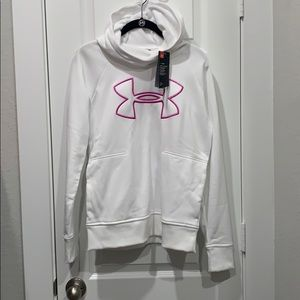 NWT Under Armour Sweatshirt-  Size Small